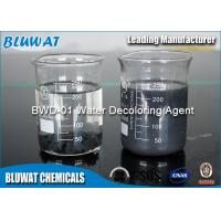 China BWD-01 Dicyandiamide Formaldehyde Resin Decolourant Chemical in Textile Industry wholesale