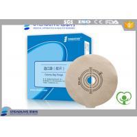 Hydrocolloid Flange Ostomy Bag , Medical colostomy bag CE / FDA / ISO