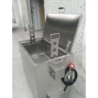 Buy cheap Dirty Kitchen Equipment cleaning solutuion 304 stainless steel soak tank from wholesalers