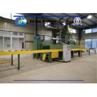 China Automatic Wheel Blasting Machine 3 Pass Through Modes For Steel Structure Surface on sale