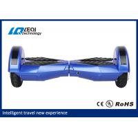China 8 Inch Two Wheel Self Balancing Scooter Customized 12 Km/Hour Max Speed wholesale