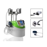 China RF Infrared Lipo Laser Machines 4 in 1 Weight Loss Cryolipolysis Handle wholesale