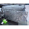 China Laser Cut Aluminium Curtain Wall Cladding Decoration Exterior 3mm Thickness wholesale