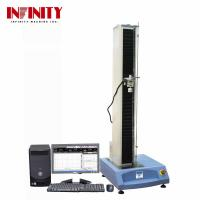 China 5KN Electronic Universal Testing Machine Textile Testing Instrument High Accuracy wholesale