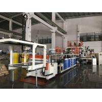 China Three Layer PC ABS Sheet Extrusion Machine for Making Baggage Luggage Case wholesale