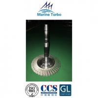 China T-ABB Turbocharger Rotor Shaft / T- TPL65 Bladed Shaft  For Marine Turbocharger Parts Axial Turbine Type wholesale
