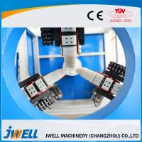 China Unique Structure PP Pipe Extrusion Line , Pipe Molding Machine Powerful Feeding System wholesale