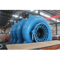 Buy cheap High Quality 200 kw 55 m head francis turbine price from wholesalers