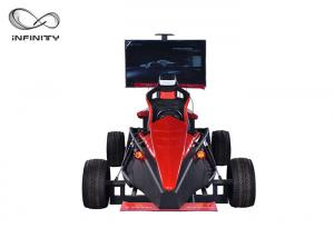 China Deepon VR Glasses 1 Person F1 VR Racing Car Gaming Machine wholesale
