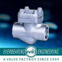 China Cast Iron Check Valve , Lift Type / Ball Type Angle Valve on sale