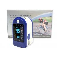 China Neutral Type Waveform Color Display Fingertip Pulse Oximeter SPO2 Blood Oxygen Saturation Monitor Pulse Rate Oximetro wholesale