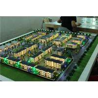 China 120x160cm Mini Architecture Models For Apartment Exterior And Interior on sale