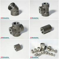 China A105 Forged pipe fittings 3000lb/6000lb wholesale