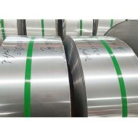 China ISO Brushed Stainless Steel Strip Coil Ferrite Stainless Steel 439 1.2mm wholesale