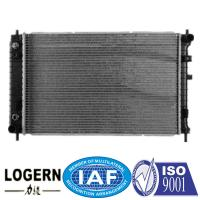 China Auto Cooling System GM Aluminum Radiator For Vue 04-07 Dpi 2798 OEM 15821838 on sale