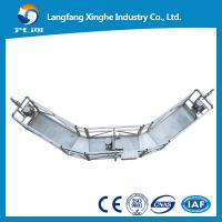 China ZLP630 half circle type suspended platform for high rise builidng work to india wholesale