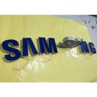 China Samsung  Lighted Channel Letters  Injection Plastic Cover Wall Mounted Letters with Inventory on sale