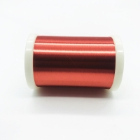 China 0.025mm Super Thin Watch Enamel Magnet Wire wholesale