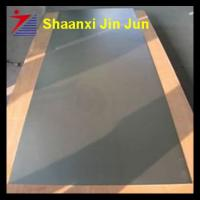 China ruthenium coated titanium plate wholesale