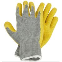 China Latex Dipped Working Gloves on sale