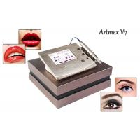 Buy cheap Permanent make up machine artmex v7 with cosmetic digital tattoo pen from wholesalers
