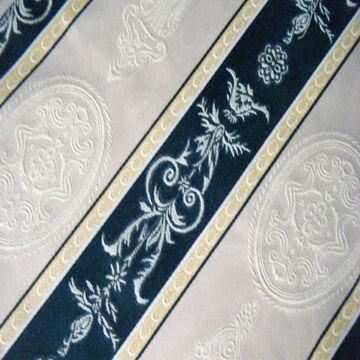 100 Polyester Jacquard Tablecloth Images