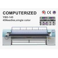 China 34 Heads Garment Manufacturing Machines , Computer Embroidery Machine With Quilting wholesale