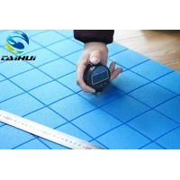 China Water Drainage Artificial Grass Shock Pad Underlay Buffering Layer wholesale