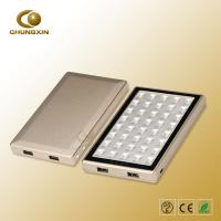 China high bright 100lm/w mini portable led power bank with USB rechargeable led home emergency light wholesale