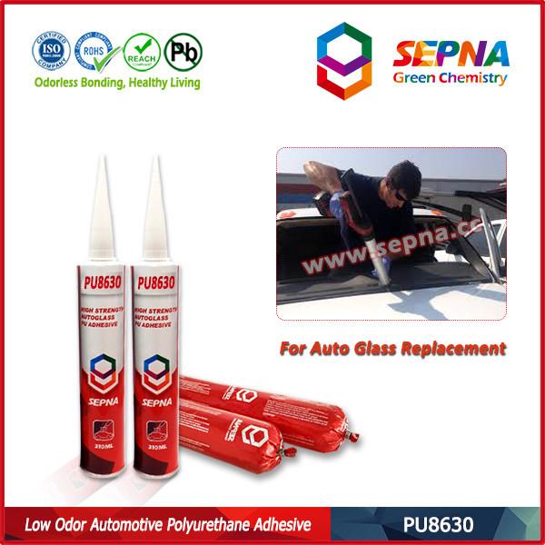 Quality Black primer-lessWindscreen Adhesive for sale
