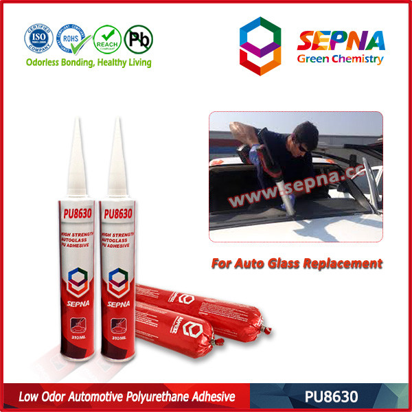 Quality Black primer-less Windscreen Adhesive for sale