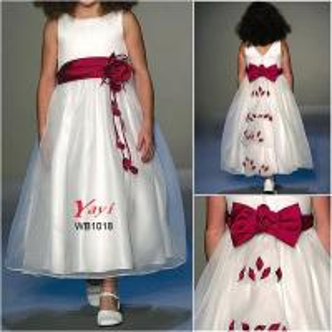 China Flower Girl Dress Wb1018 wholesale