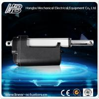 China pull push solenoid atuador linear & 12V Input voltage for Flatbed Container Semi Trailer wholesale