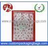 Custom Packaging Bags Green Underwear Packaging Bags