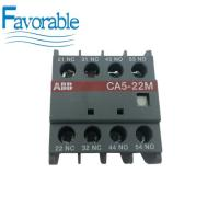 Buy cheap ABB Contactor K1 K2 AL30-30-10 CA5-22M 45A 600V For Cutter GT7250 Machine from wholesalers