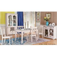 China Luxury Beautiful Modern Contemporary Dining Sets Excellent Moisture - Proof wholesale