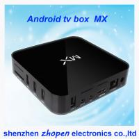 China new android 4.4 os tv box amlogic S812 MS8 MC8 qual core support 2G DDR 8G FLASH wholesale