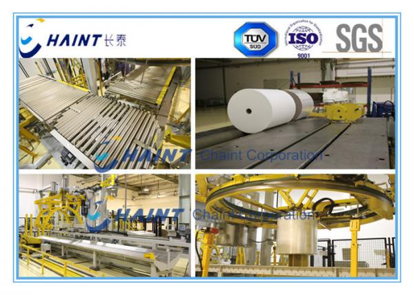 Quality Customized Fabric Roll Packing Machine Fully Automatic For Sanitary Pads for sale