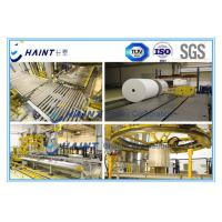 China Customized Fabric Roll Packing Machine Fully Automatic For Sanitary Pads wholesale