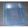 China Blue Plastic Wine Holder wholesale