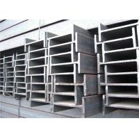 China Engineering Safety I Beam Steel Carbon Metal Structure Steel For Construction wholesale