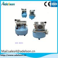 CE Approved Dental oilless air compressor/no noise air compressor ,Oilless air compressor(ADS-M201)