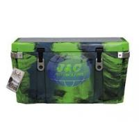 China Camo Color Rotational Molded Cooler , Rotary Plastic Moulding Insulated Boxes wholesale