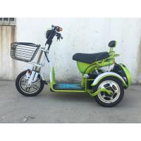 China Drum Brake Electric Tricycle Scooter Senior Mobile Scooter 3 Wheels wholesale