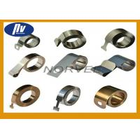 China Custom Made Spiral Coil Spring With Carbon Steel / Stainless Steel Material wholesale
