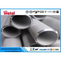 China WNR 1.4429 Austenitic Stainless Steel Pipe Thin Wall 1 - 48 Inch Size wholesale