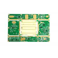 China Rogers Electronic High Frequency HF PCB / Custom Multilayer PCB Circuit Board 2 Layer wholesale