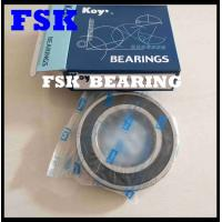 China Thickened 62210 2RS , 62211 2RS Deep Groove Ball Bearings Special Bearing For Automotive on sale