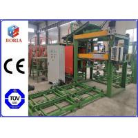 China PLC Automatic Control Rubber Batch Off Equipment / Rubber Sheet Processing Machine wholesale