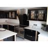 China Glossy Pure White Natural Granite Countertops 759Mpa 3060x1440M wholesale